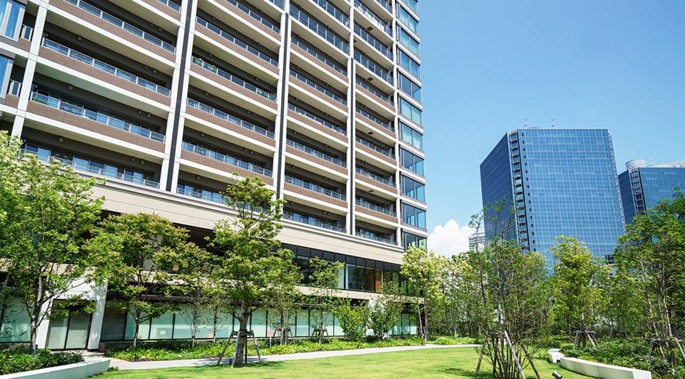 アース保証がビル・住居オーナー様のリスクを最大限に回避し、安定した不動産運用をサポート